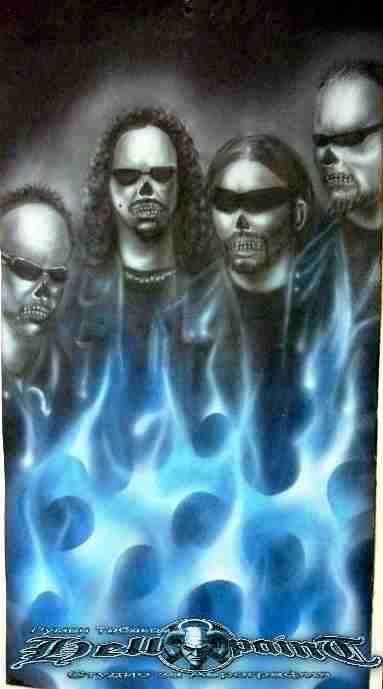 Metallica-Металика