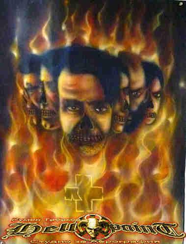 Rammstein-Рамштайн