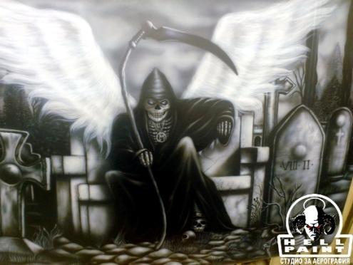 Смърта с крила