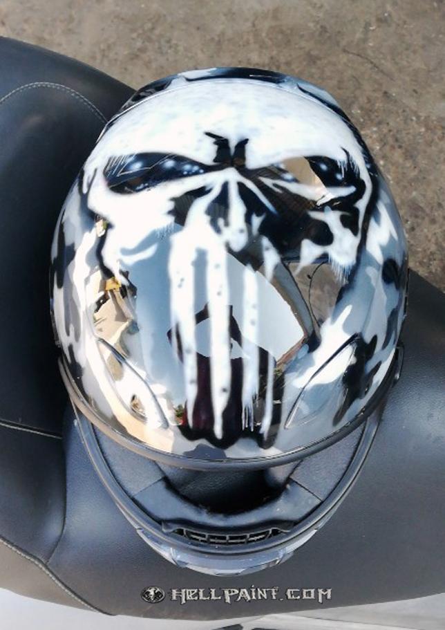 The punisher-skull