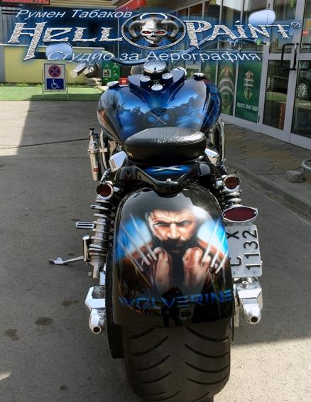Wolverine-Върколак